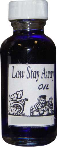 Super Strength Law Stay Away Oil